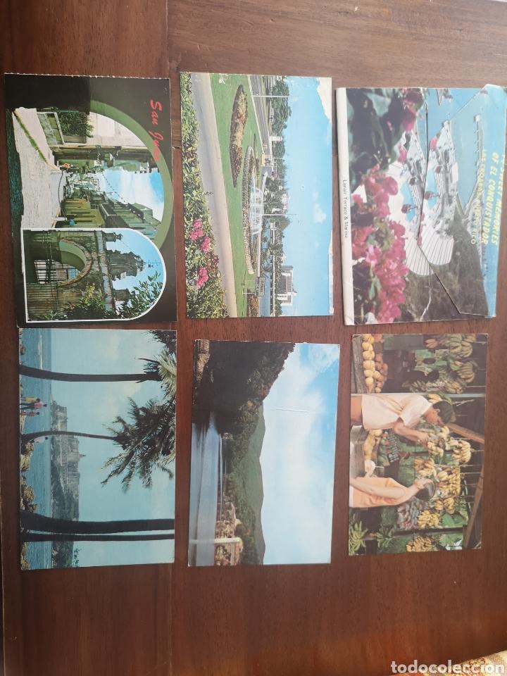 Postales: 25 Postales America. Varios Países 60-90 - Foto 4 - 238395350