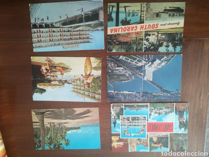Postales: 25 Postales America. Varios Países 60-90 - Foto 5 - 238395350