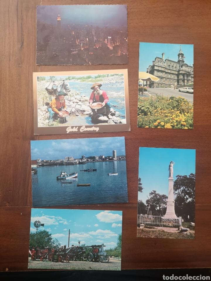 Postales: 25 Postales America. Varios Países 60-90 - Foto 6 - 238395350