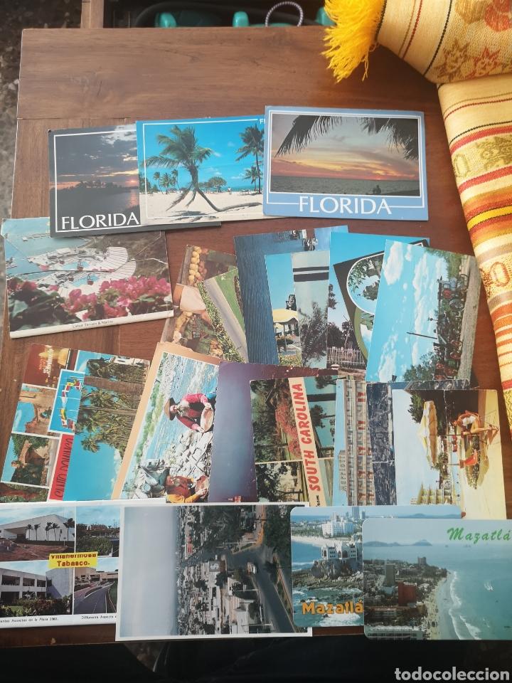 25 POSTALES AMERICA. VARIOS PAÍSES 60-90 (Postales - Postales Extranjero - América)