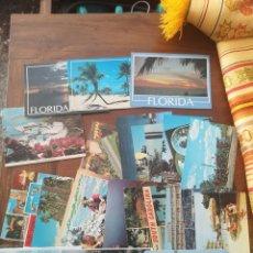 Postales: 25 POSTALES AMERICA. VARIOS PAÍSES 60-90. Lote 238395350