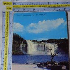 Postales: POSTAL DE VENEZUELA. CANAIMA SALTO HACHA. 616. Lote 240015570