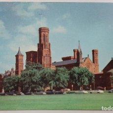 Postales: POSTAL WASHINGTON D.C.SMITHSONIAN INSTITUTION.PRINCE. CIRCULADA ESCRITA 1968. Lote 240900410