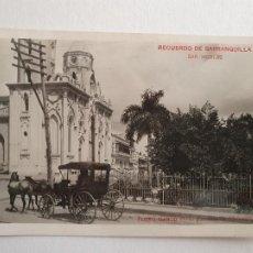 Postales: COLOMBIA - BARRANQUILLA - SAN NICOLÁS - P46875. Lote 243814855