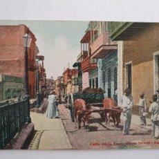 Postales: PUERTO RICO - SAN JUAN - CALLE DE LA LUNA - P46883. Lote 243816810