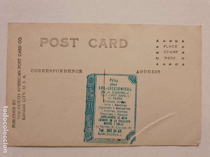 Postales: ESTADOS UNIDOS - CARRO CON CALABAZAS GIGANTES - P47558 - Foto 2 - 246020850
