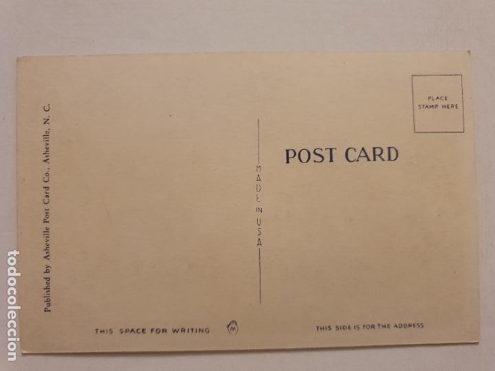 Postales: ESTADOS UNIDOS - NATIVOS AMERICANOS CHEROKEE JUGANDO AL ANI-TSAGI - P47561 - Foto 2 - 246020935