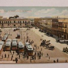 Postales: MÉXICO - PLAZA DE ARMAS - TRANVÍA - P47563. Lote 246021015