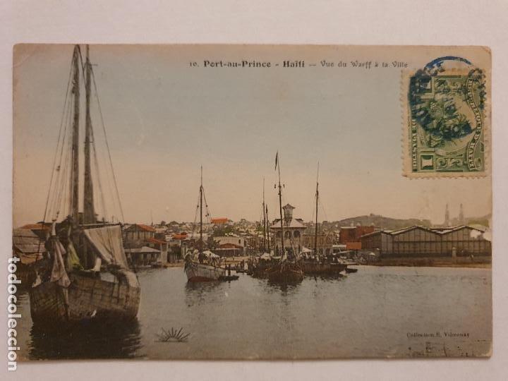 HAITÍ - PUERTO PRÍNCIPE - P47565 (Postales - Postales Extranjero - América)