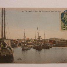 Postales: HAITÍ - PUERTO PRÍNCIPE - P47565. Lote 246021055