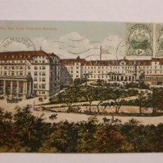 Postales: BERMUDA - HOTEL HAMILTON - P47566. Lote 246021220