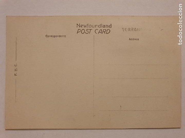 Postales: CANADÁ - TERRANOVA / NEWFOUNDLAND - BARCAS DE PESCA - P47569 - Foto 2 - 246021280