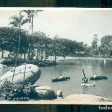 Postales: NUMULITE P0366 POSTAL RÍO DE JANEIRO QUINTA DA BOA VISTA RIO DO JANEIRO BRAZIL BRASIL. Lote 246128190