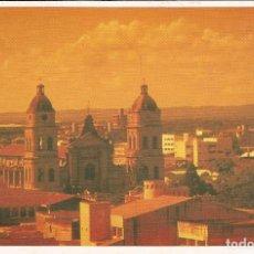 Cartoline: [POSTAL] VISTA DE SANTA CRUZ. LA CATEDRAL. SANTA CRUZ. BOLIVIA (SIN CIRCULAR). Lote 248646715