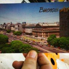 Cartes Postales: POSTAL BUENOS AIRES AV. 9 DE JULIO S/C. Lote 251681320