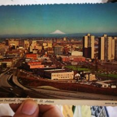 Postales: POSTAL DOWNTOWN PORTLAND OREGÓN AND MT. ST. HELENA S/C. Lote 253898860