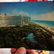 Postales: POSTAL FONTAINEBLEAU HILTON FLORIDA S/C. Lote 253908220