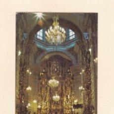Postales: POSTAL INTERIOR DE LA IGLESIA DE SANTA PRISCA. TAXCO. GUERRERO (MEXICO). Lote 261586925
