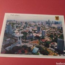 Postales: VISTA PANORÁMICA DE LA CIUDAD DE PANAMÁ 1997 - DLSA-CC-116 - ESCRITA. Lote 261819010