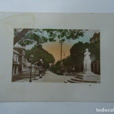 Postales: CUBA 1920 HABANA PASEO DEL PRADO EDICIÓN JORDI MIDE 9 X 14CM.. Lote 261832935