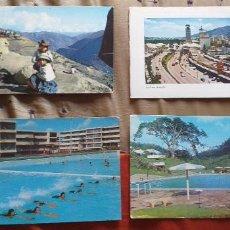 Postales: CUBA-V54-CENTRO TURISTICO SOROA-PINAR DEL RIO-PERU-CARACAS-ESCUELA VOCACIONAL V.I.LENIN-LA HABANA. Lote 262600205