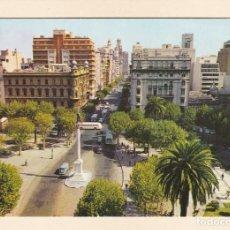 Postales: POSTAL AVENIDA 18 DE JULIO. PLAZA LIBERTAD. MONTEVIDEO (URUGUAY). Lote 262646515