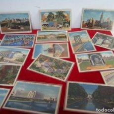 Postales: 17 POSTALES ANTIGUAS FILADELFIA VER FOTOS MUY INTERESANTES. Lote 262746905