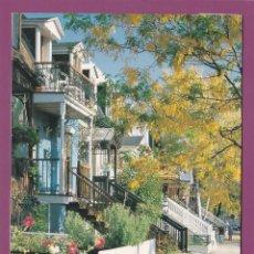 Postales: POSTAL RUE DE COURSOL. MONTRÉAL (CANADA). Lote 262789740