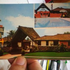 Postales: POSTAL THE WALLEY MOTEL CALIFORNIA S/C. Lote 262792695