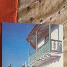 Postales: COLOMBIA-V54-CARTAGENA-PLAZA DE LA ADUANA. Lote 262819915