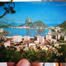 Postales: POSTAL RIO DE JANEIRO BRASIL TURISTICO S/C. Lote 263063625