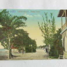 Postales: POSTAL DE CIENFUEGOS, CUBA, PUNTA GORDA, NO CIRCULADA.. Lote 263554230