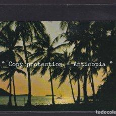 Postales: POSTAL DE ANTILLAS - S.073 - CONTRE-JOUR ROMANTIQUE IMAGES CARIBES (ANTILLES). Lote 263721070