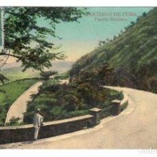 Postales: PUERTO BONIATO (CUBA) - CIRCULADA EN 1913. Lote 265859464