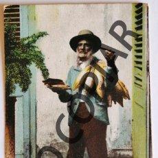 Cartes Postales: ANTIGUA POSTAL DE CUBA. VEGUERO DE VUELTA - ABÁJO LEGITIMO. SIN USO. COMO NUEVA.. Lote 265981803