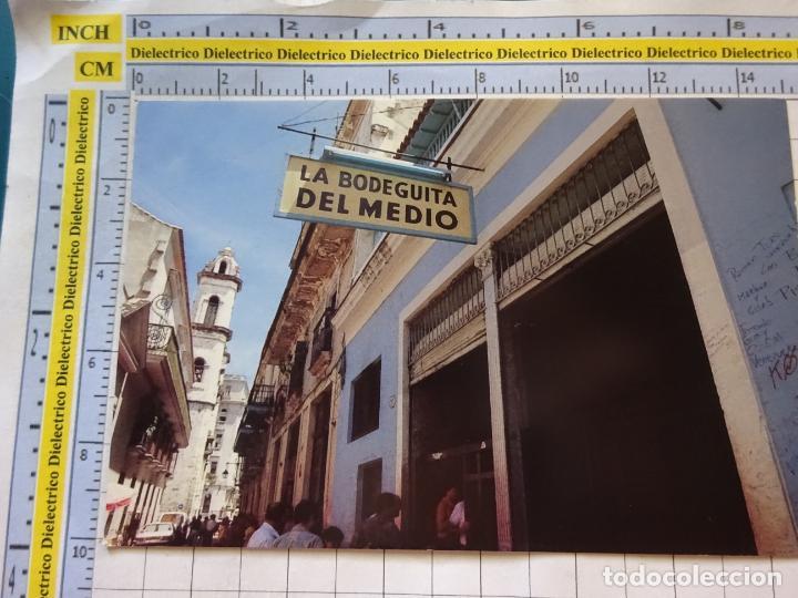 POSTAL DE CUBA. CIUDAD DE LA HABANA RESTAURANTE LA BODEGUITA DEL MEDIO. 278 (Postales - Postales Extranjero - América)