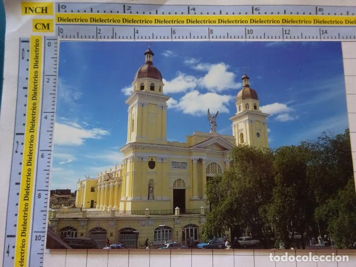 POSTAL DE CUBA. SANTIAGO DE CUBA, CATEDRAL. 279 (Postales - Postales Extranjero - América)