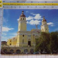 Postales: POSTAL DE CUBA. SANTIAGO DE CUBA, CATEDRAL. 279. Lote 268993849