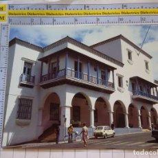 Postales: POSTAL DE CUBA. SANTIAGO DE CUBA, AYUNTAMIENTO. 280. Lote 268993934