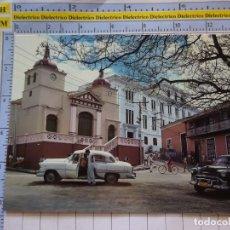 Postales: POSTAL DE CUBA. SANTIAGO DE CUBA, SALA DOLORES HEREDIA. COCHES CHEVROLET. 281. Lote 268994024