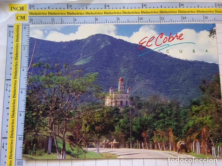 POSTAL DE CUBA. SANTIAGO DE CUBA, SANTUARIO DE LA VIRGEN DE LA CARIDAD DEL COBRE. 0 (Postales - Postales Extranjero - América)