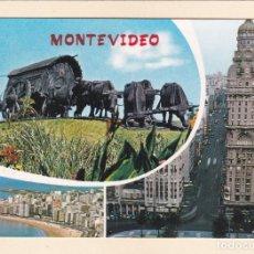 Postales: MONTEVIDEO (URUGUAY) - POSTAL PRINTED IN SPAIN (1978). Lote 270168683