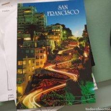 Postales: POSTAL DE LOMBARD STREET (SAN FRANCISCO) SIN CIRCULAR. 1988. Lote 270198533