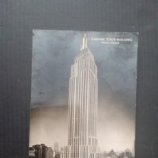Postales: NEW YORK.EMPIRE STATE BUILDING.. Lote 271503508