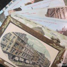 Postales: ARGENTINA-BUENOS AIRES-COLECCION DE 21 POSTALES ANTIGUAS-VER FOTOS-(82.393). Lote 274263973