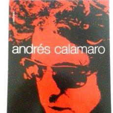Postales: POSTALES PUBLICITARIAS FINES 90 2000 ANDRES CALAMARO. Lote 274473678