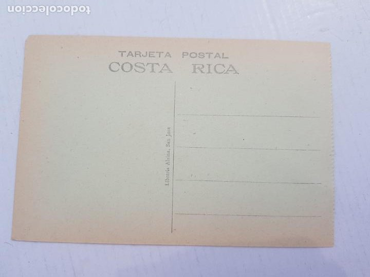 Postales: SAN JOSE DE COSTA RICA VISTA PANORAMICA 1 LIBRERIA ALSINA - Foto 2 - 276252323