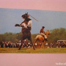 Postales: POSTAL DE ARGENTINA. FIESTA CRIOLLA. ED. EDICOLOR.. Lote 277562598