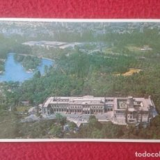 Postales: POST CARD CARTE POSTALE MÉXICO MÉJICO VISTA AÉREA DEL CASTILLO-LAGO Y BOSQUE DE CHAPULTEPEC VIEW VUE. Lote 277566378