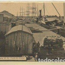 Postales: POSTAL DE ARGENTINA. CONCEPCION DEL URUGUAY. PUERTO DE ULTRAMAR P-AMER-261. Lote 277586593